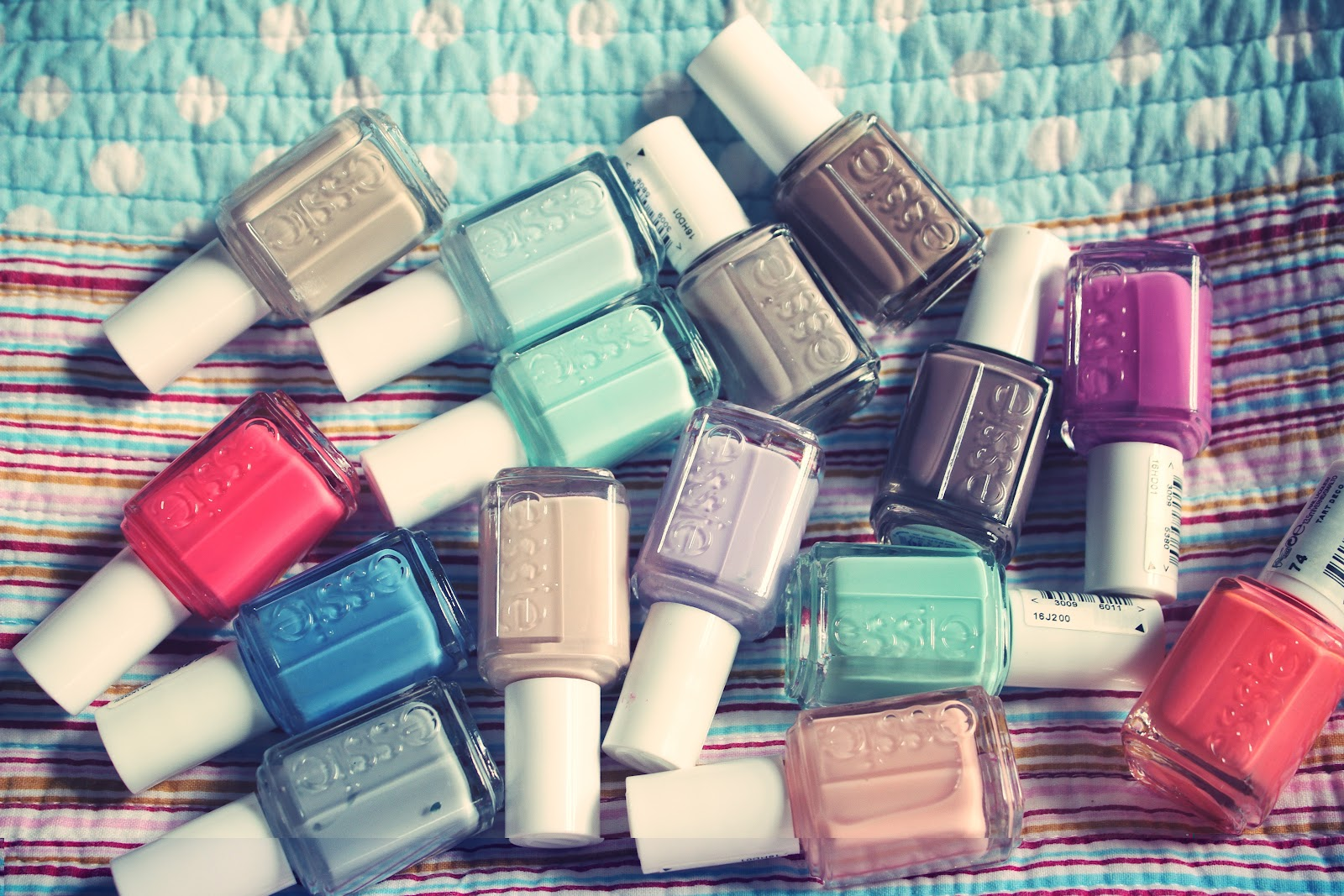 My Essie Nail Polish Collection – Lily Pebbles