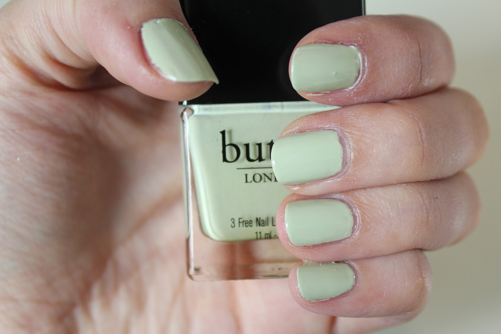 Butter London Bossy Boots Nail Polish – Lily Pebbles