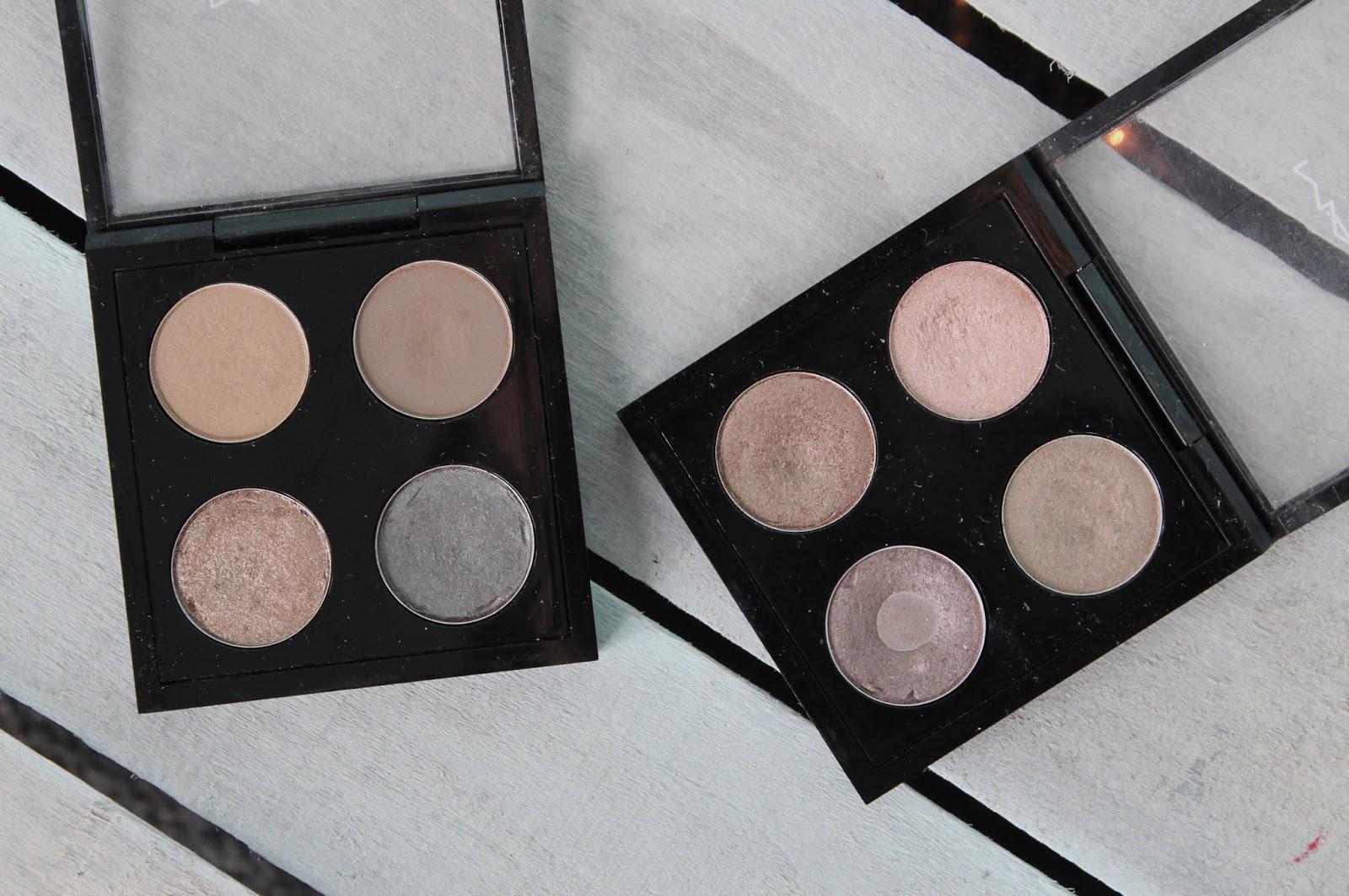 my favourite mac eye shadows – lily pebbles