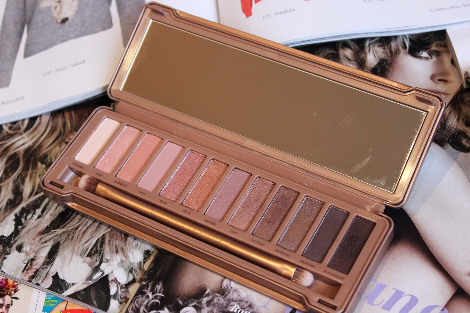Naked 4 palette release date images 204
