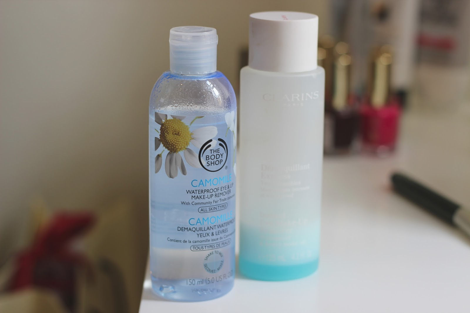 Dupe Waterproof Eye Makeup Remover Lily Pebbles