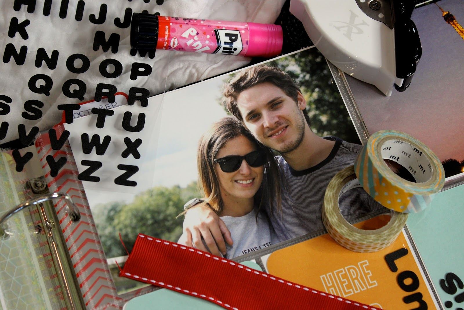 How To Start A Project Life Scrapbook Lily Pebbles