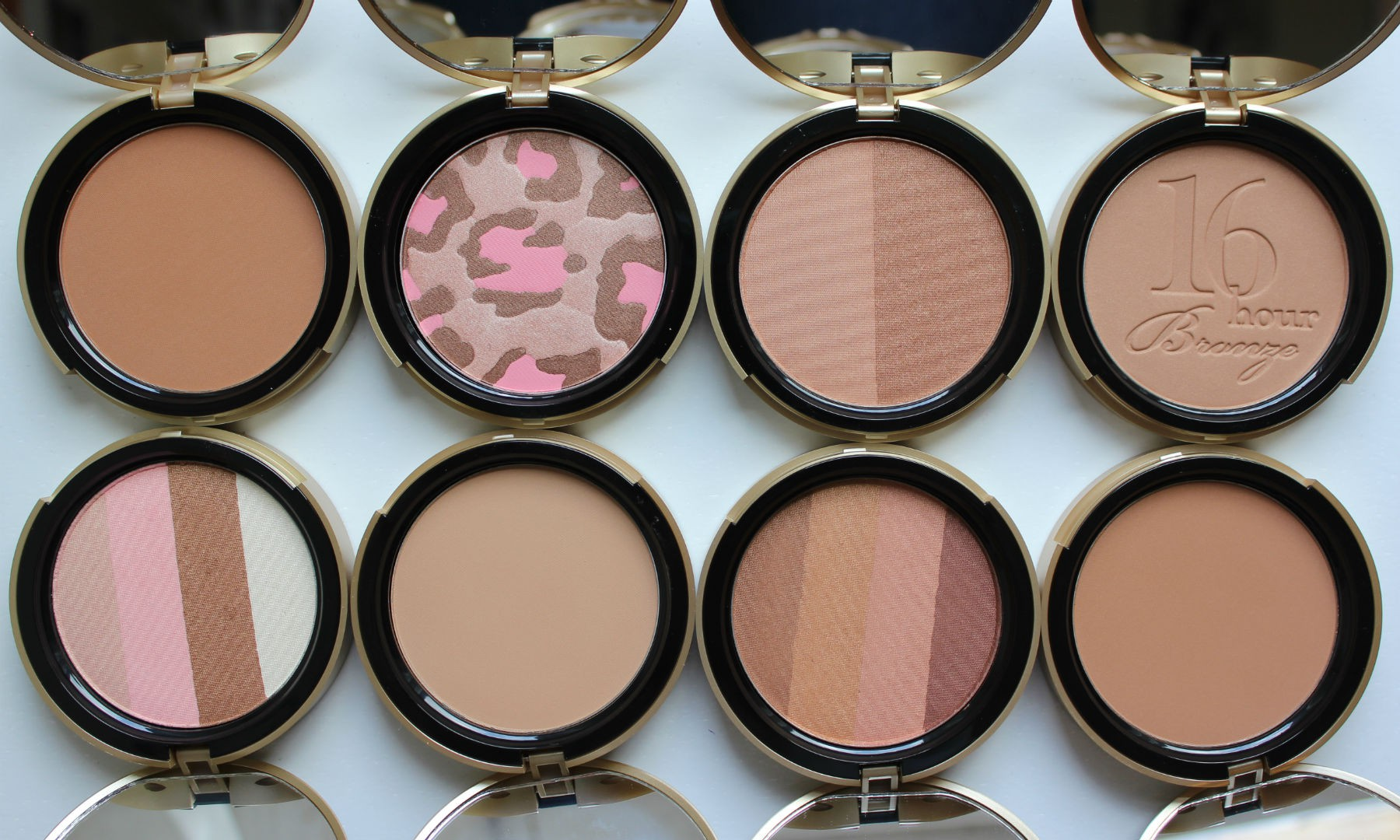 TOO FACED BRONZER GUIDE – Lily Pebbles