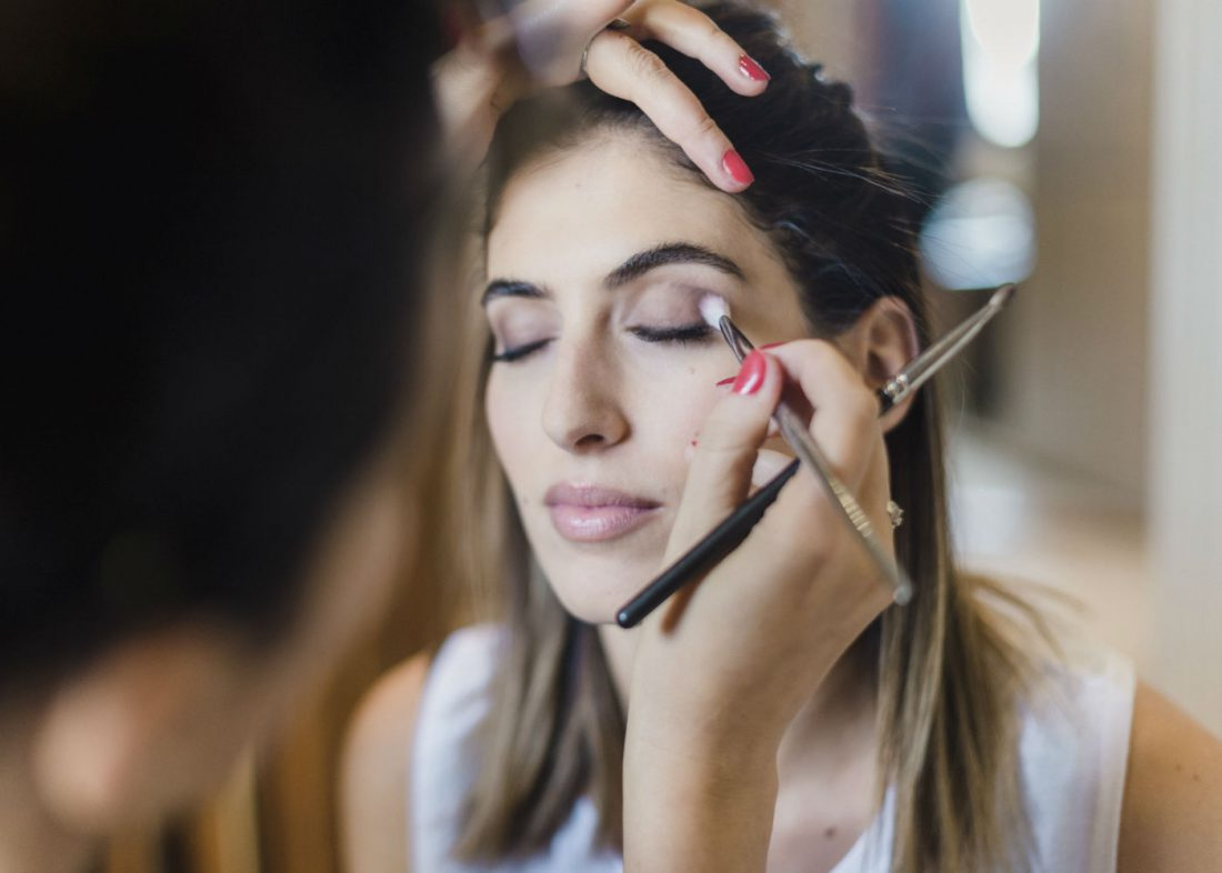 The Wedding Makeup Lily Pebbles